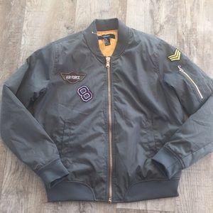 FOREVER 21 bomber jacket NWOT
